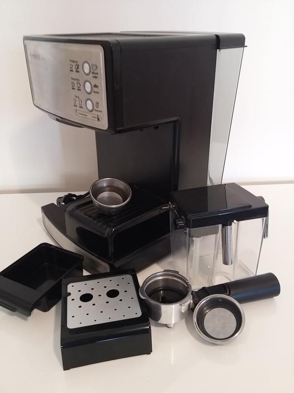 Кофеварка рожковая Vitek VT-1514 эспрессо полуавтоматическая - Фото 3