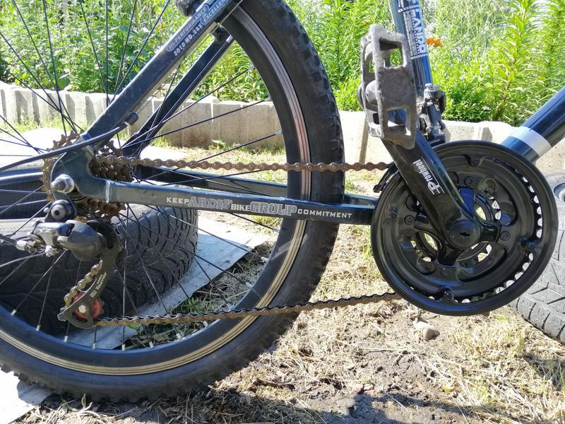 Велосипед Ardis.З НОВИМИ запчастинами!!! - Фото 4