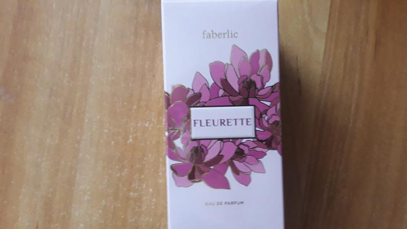 Парфюмерная вода для женщин #Fleurette #3045