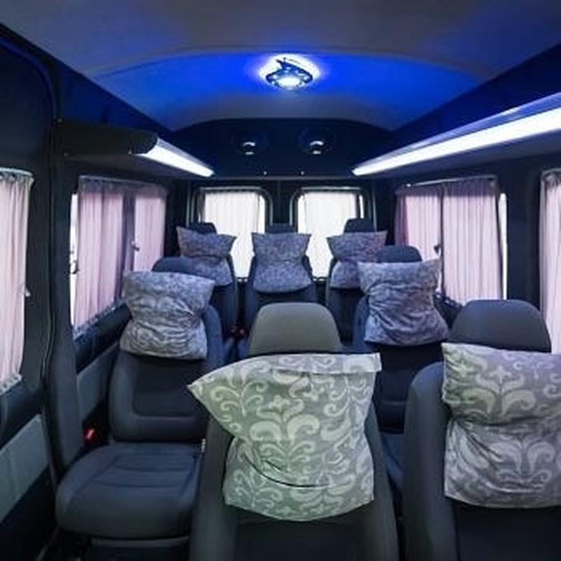Пассажирские перевозки из Чернигова в Литву без пересадок!