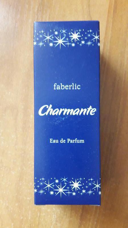Парфюмерная вода для женщин #Charmante #3191