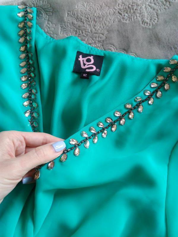 Розкішне плаття tg - Фото 2
