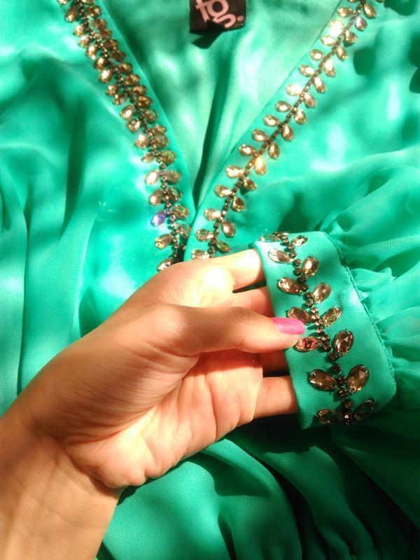 Розкішне плаття tg - Фото 4