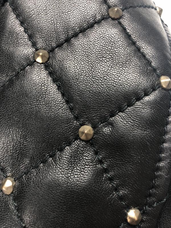 Куртка на девочку , эко кожа Monnalisa СКИДКИ - Фото 4