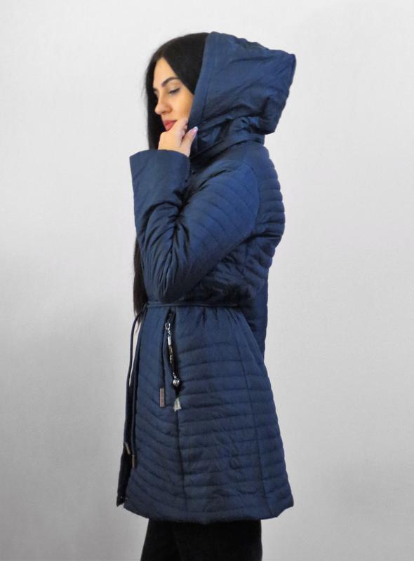 Демисезонная куртка qarlevar - Фото 4