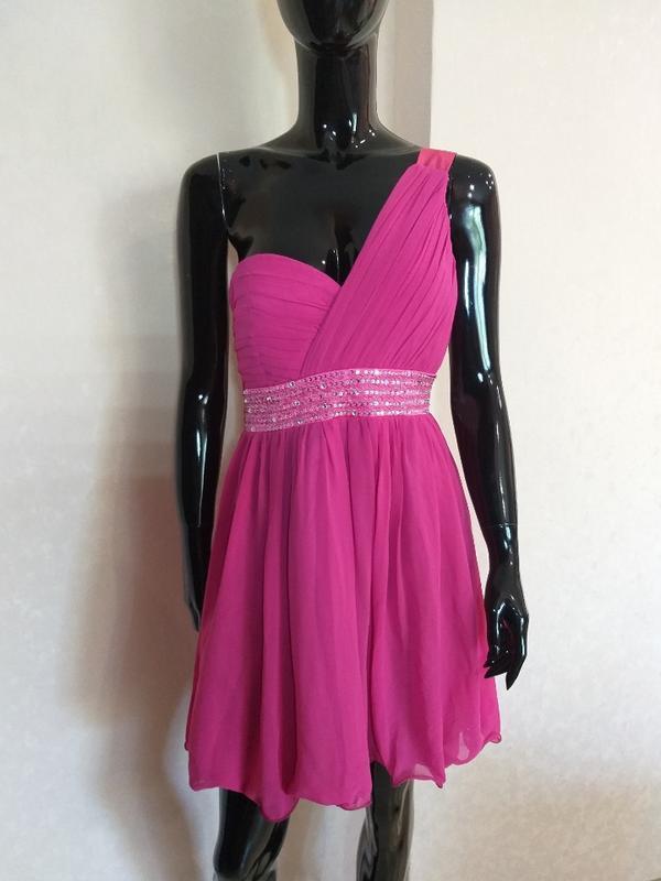 Нарядное платье little mistress uk 14 наш 48