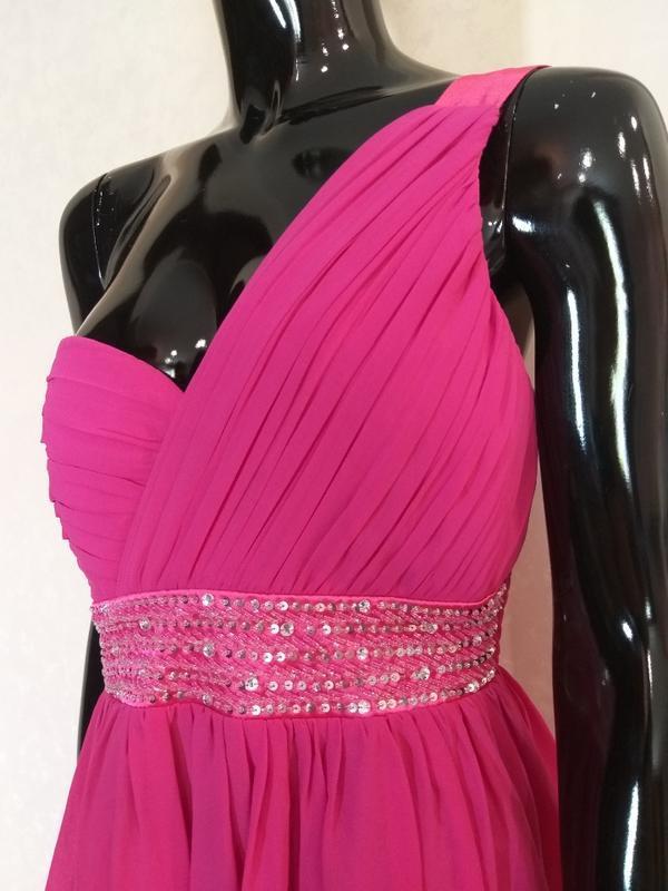 Нарядное платье little mistress uk 14 наш 48 - Фото 2