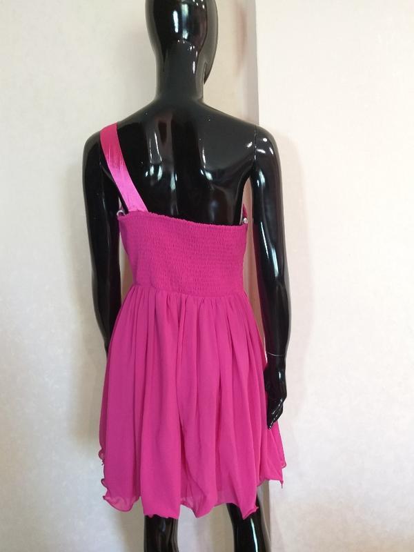 Нарядное платье little mistress uk 14 наш 48 - Фото 5