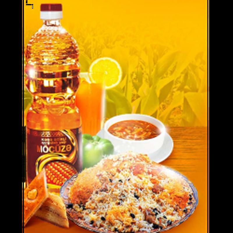 Подсолнечное масло со вкусом сливочного 1 л (910 г) - Фото 2