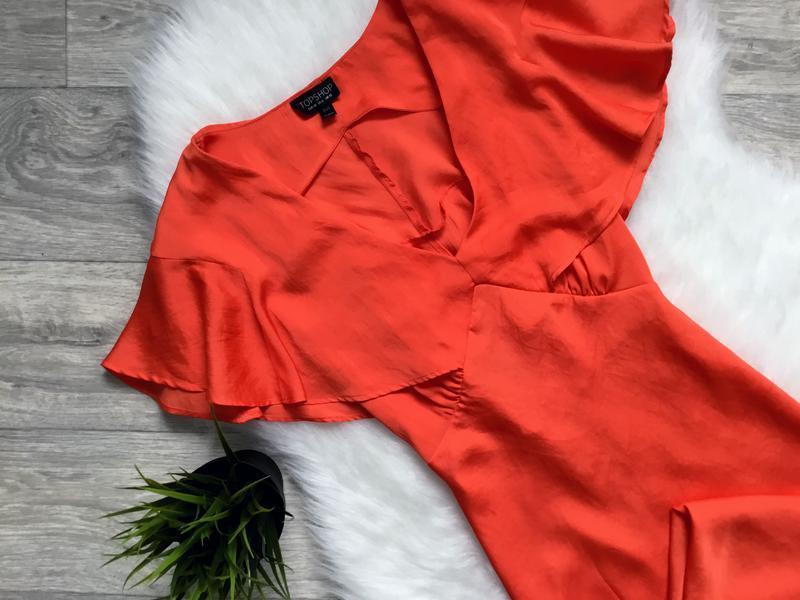 Платье миди - Фото 4
