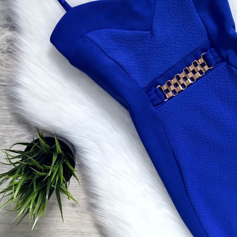 Платье миди - Фото 2