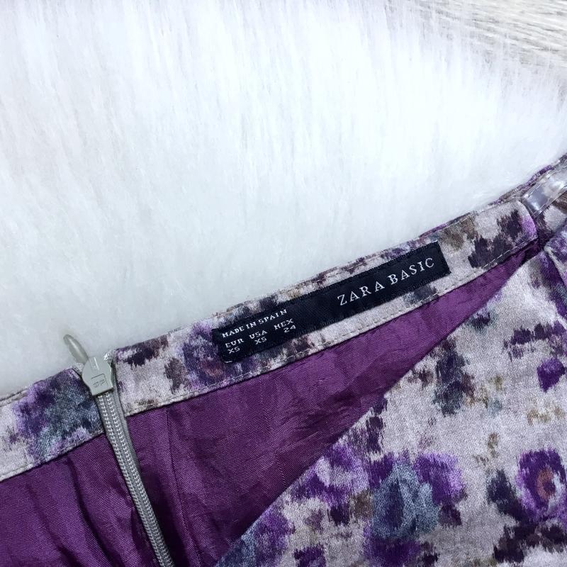 Платье с приоткрытыми плечами от zara - Фото 3