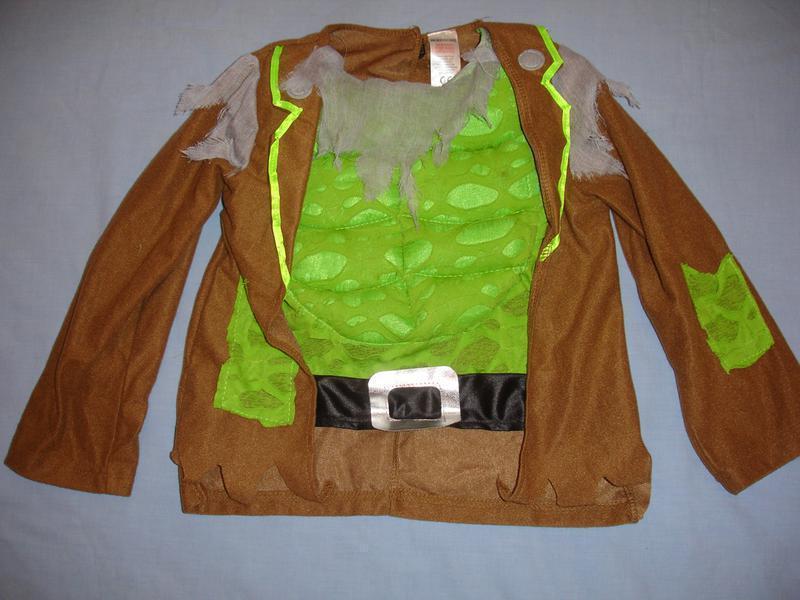 Наряд костюм пирата на хеловин карнавальный рост 92-98-104 см ...