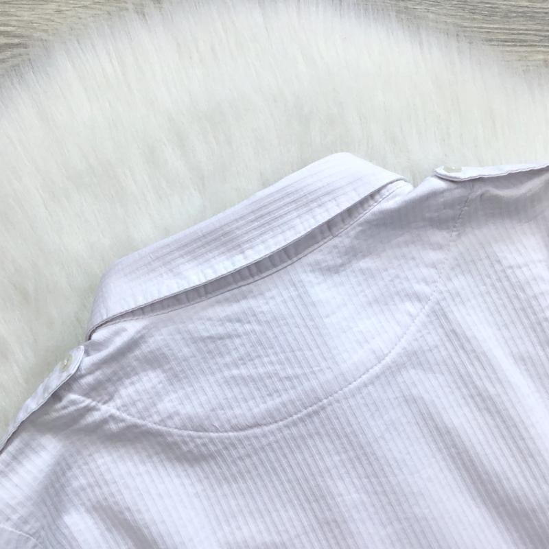 Рубашка в рубчик - Фото 3