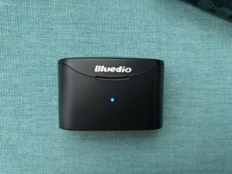 Гарнитура Bluedio T-Elfe 2 TWS наушники, Bluetooth 5.0, НОВЫЕ - Фото 7