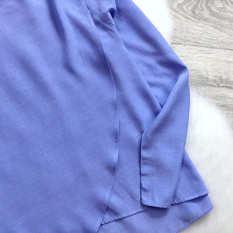 Блуза на запах - Фото 3