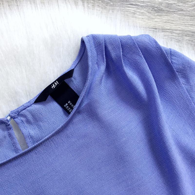 Блуза на запах - Фото 4