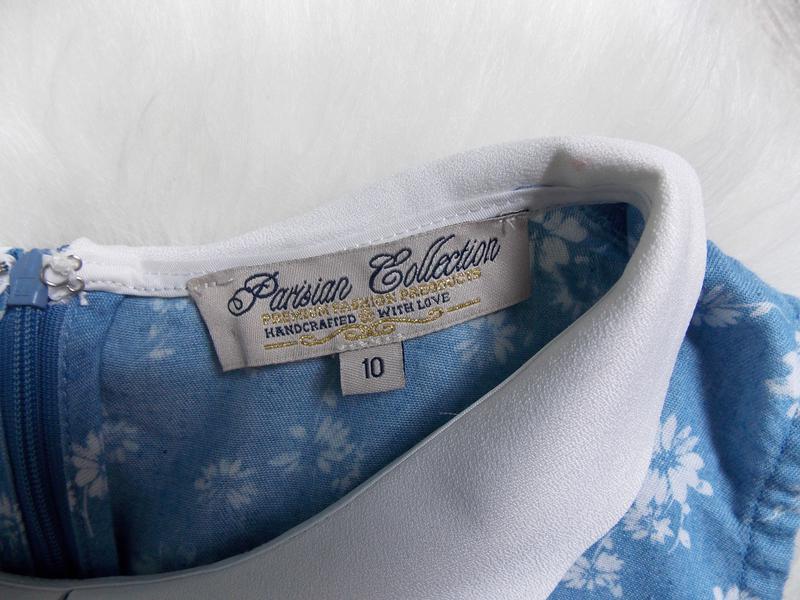 Платье джинсовое (облегченный деним) - Фото 2