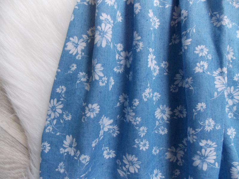 Платье джинсовое (облегченный деним) - Фото 3