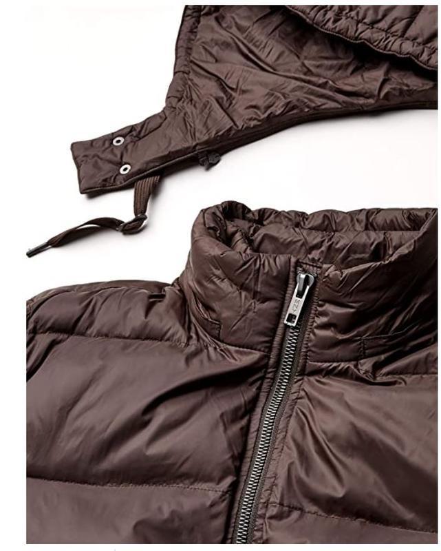 Marc new york by andrew marc мужской пуховик куртка оливковый ... - Фото 5