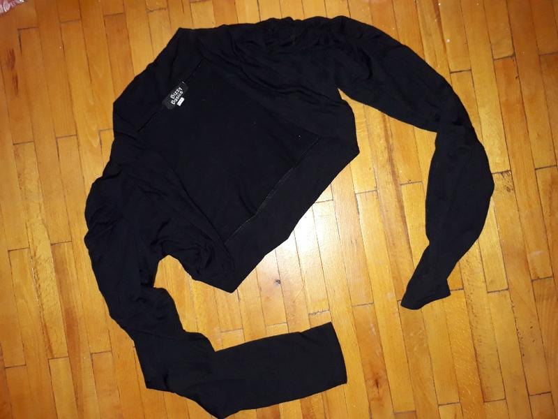 Болеро чорне, кофта, футболка bizzy basics