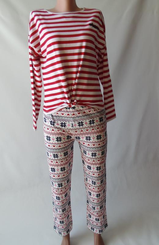 Пижама 11-12 лет 152 см primark англия - Фото 5