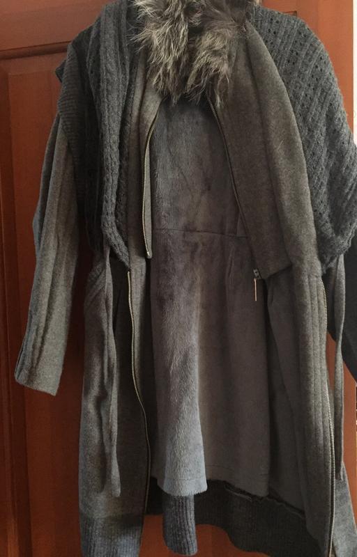 Пальто демисезонное - Фото 2