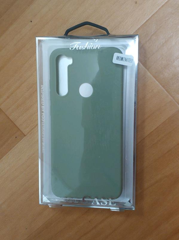 Чехол Xiaomi Redmi Note 8
