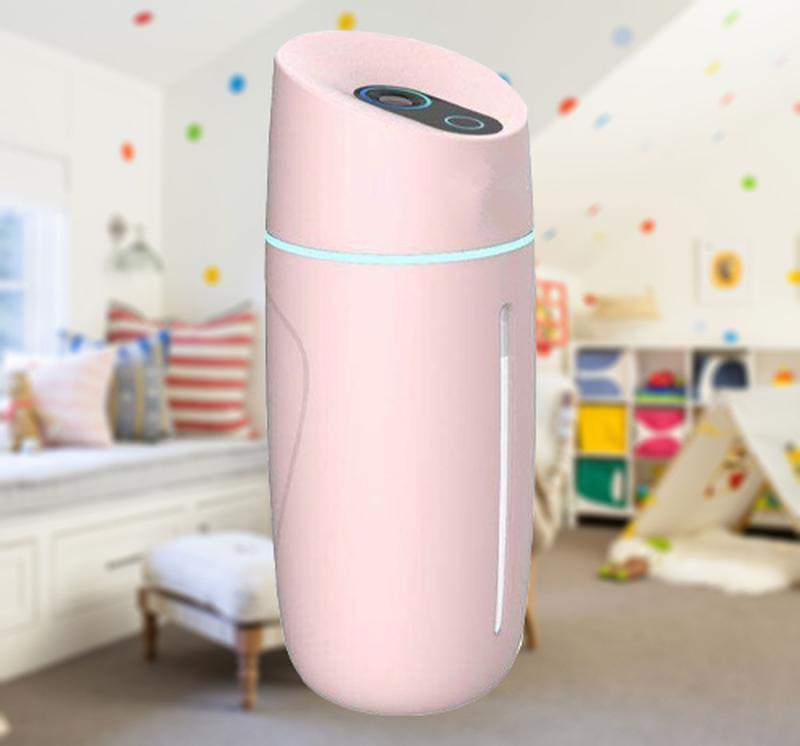 Увлажнитель воздуха портативный Adna Humidifier Q1 розовый - Фото 5