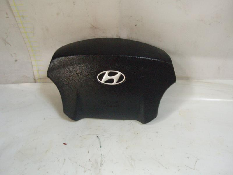 Подушка безопасности водителя Airbag в руль Hyundai Sonata NF 05