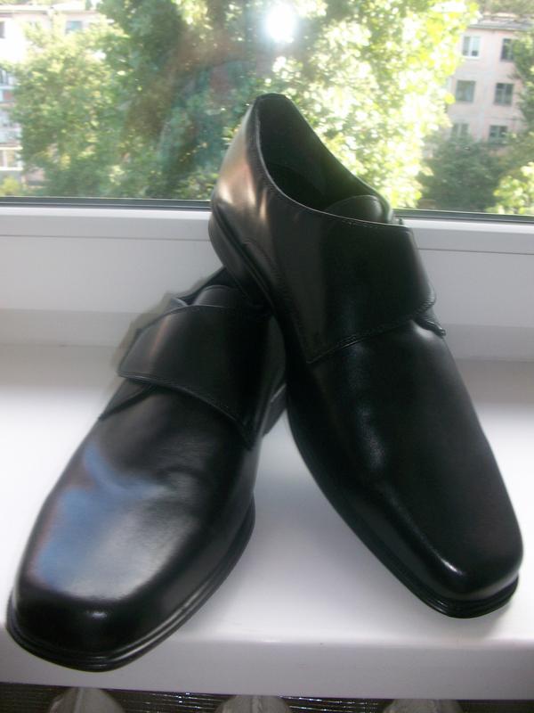 Туфли мужские натуральная кожа сotton р.43