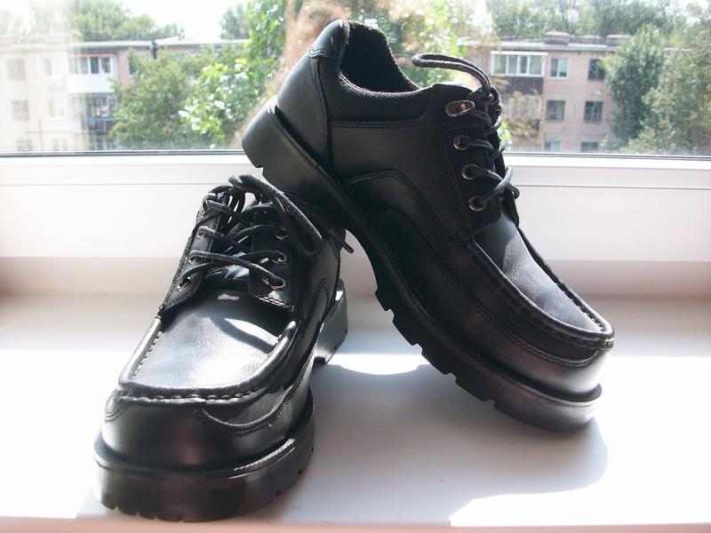 Туфли мужские натуральная кожа macadam р.40