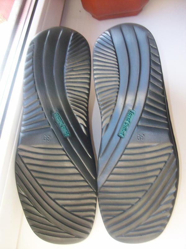 Ботинки женские натуральная кожа josef seibel р.39 - Фото 5