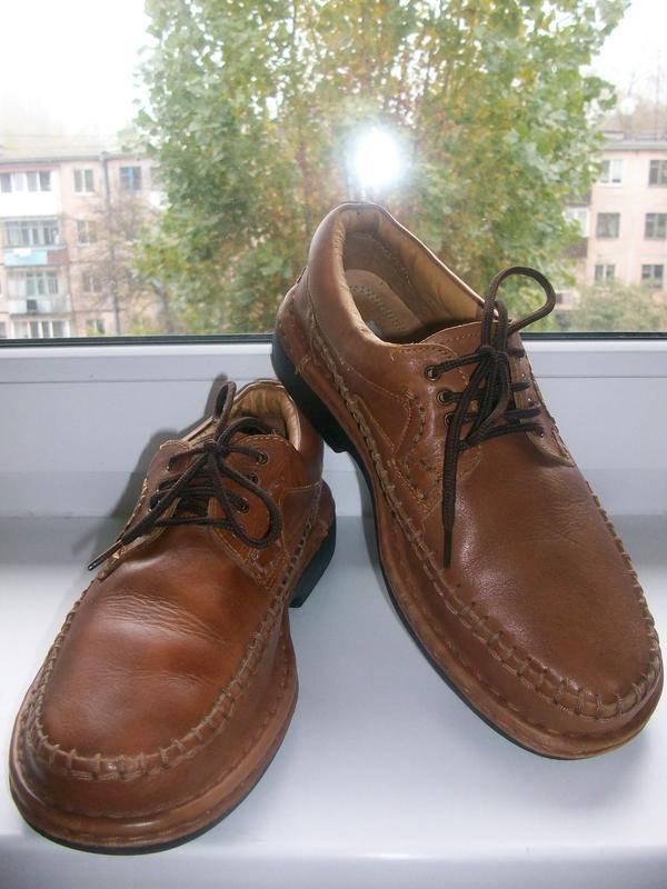 Туфли мужские натуральная кожа bata р.41