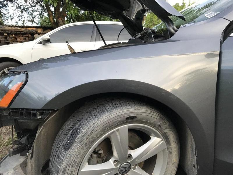 Крылья Volkswagen Passat B7 USA