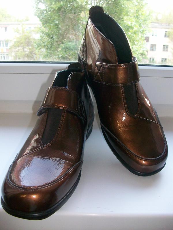Ботильоны (ботинки) женские padders р.38
