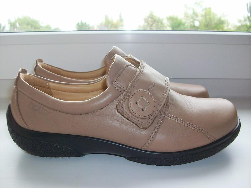Туфли натуральная кожа hotter р.36