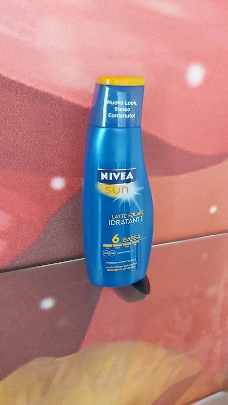 Nivea Лосьон солнцезащитный spf 6