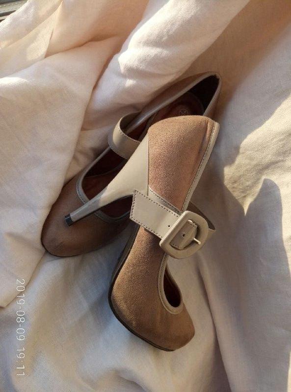 Туфли/ замш/ удобные/ скромные/ на работу/ you feet to look go...