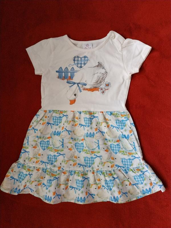 Новое платье miss feriha с уточками