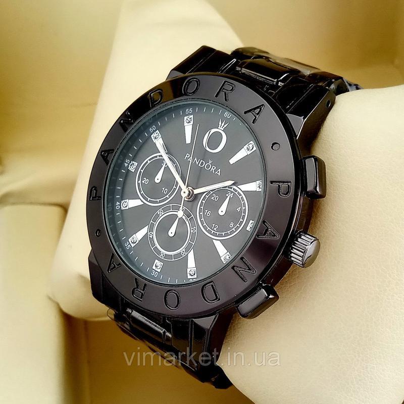 Женские наручные часы Pandora 7289 на металлическом ремешке