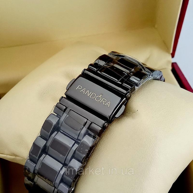 Женские наручные часы Pandora 7289 на металлическом ремешке - Фото 3