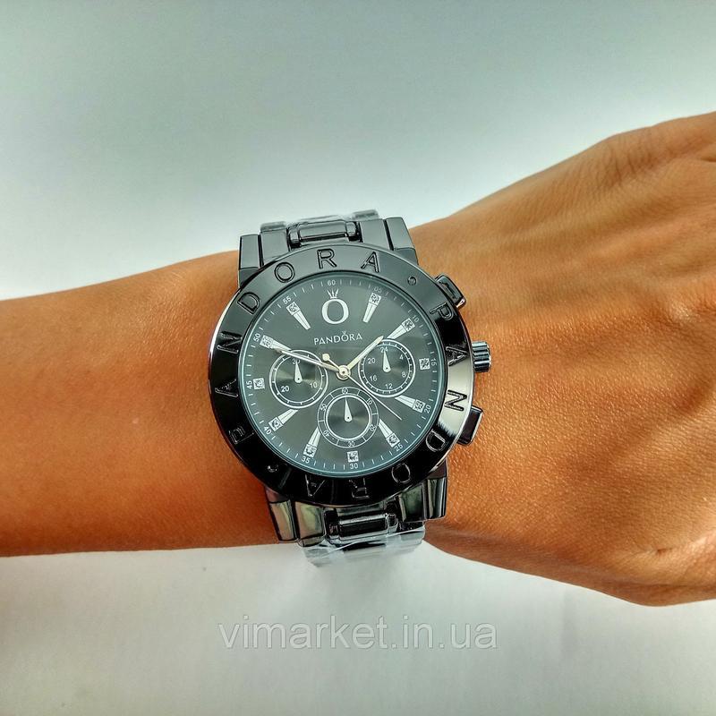 Женские наручные часы Pandora 7289 на металлическом ремешке - Фото 4
