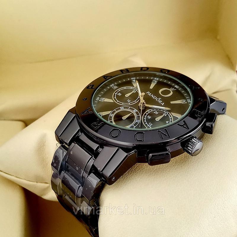 Женские наручные часы Pandora 7289 на металлическом ремешке - Фото 2