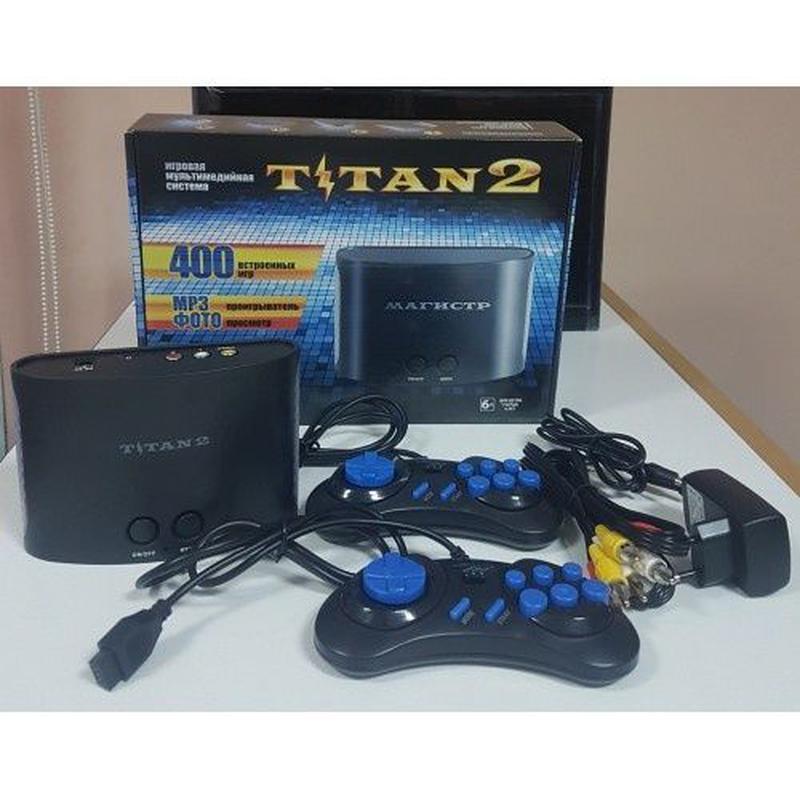Игровая приставка Титан 2 400 игр Titan 2 Sega Mega Сега Денди...