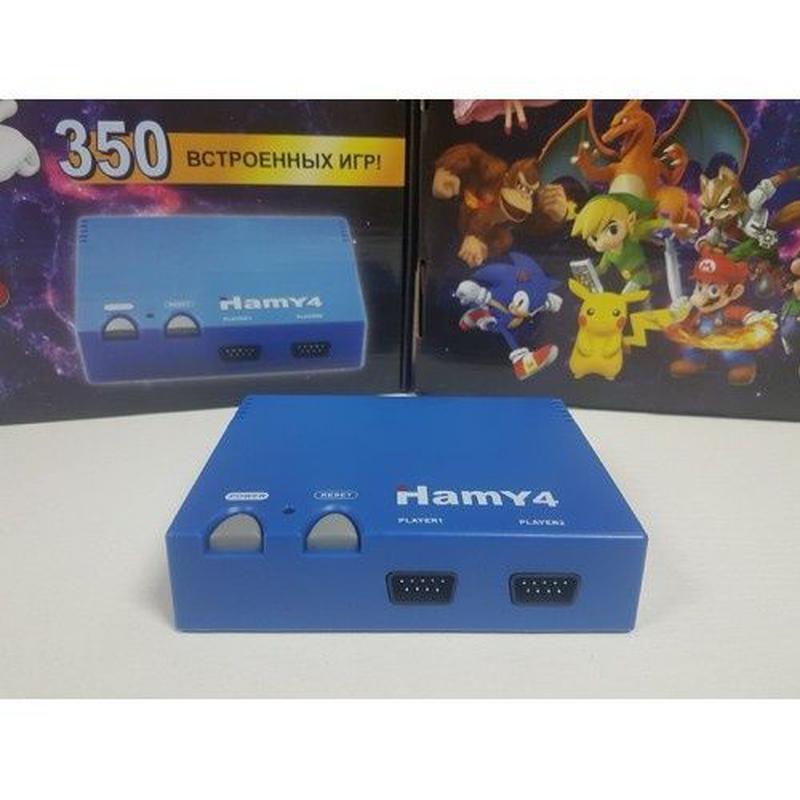 НОВАЯ игровая приставка Hamy4 350 игр Dendy 8 bit Sega 16 bit ... - Фото 6