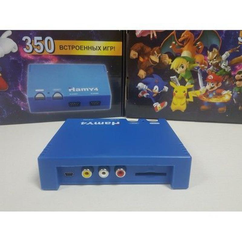 НОВАЯ игровая приставка Hamy4 350 игр Dendy 8 bit Sega 16 bit ... - Фото 7