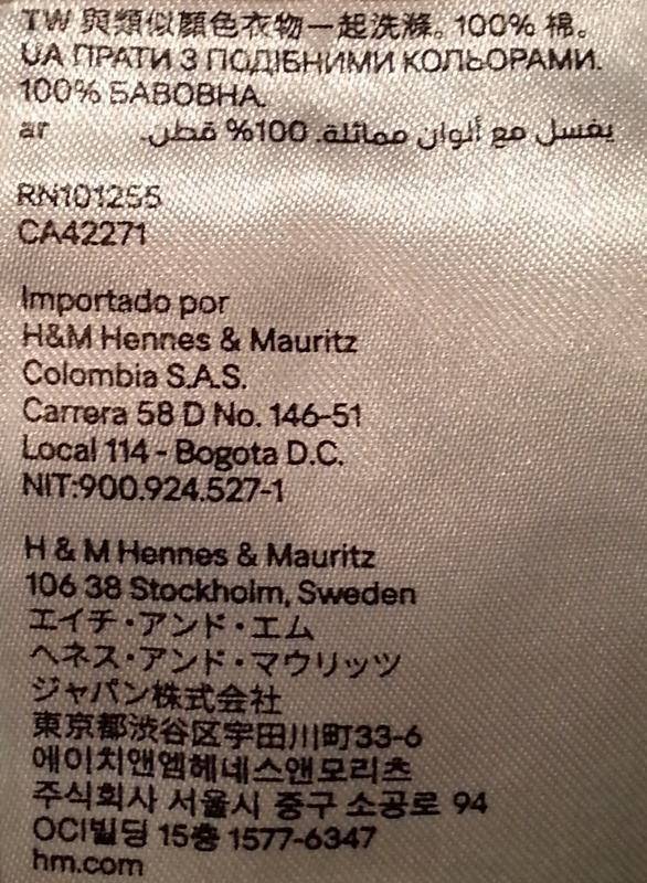 Джинсовые шорты,бриджи h&m.оригинал. - Фото 4