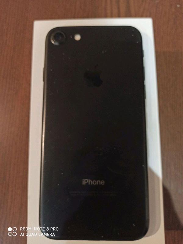 IPhone 7 32gb Black! - Фото 2