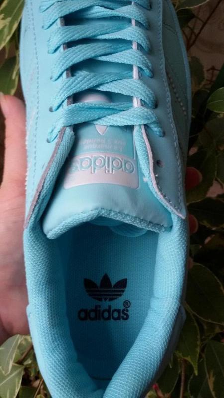 Sale! мятные женские кроссовки - Фото 2